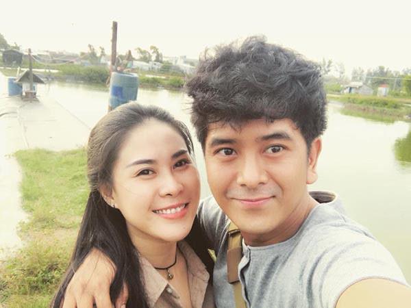 Hình ảnh sexy hiếm hoi của bạn gái Hùng Thuận Đất Phương Nam - Ảnh 1.
