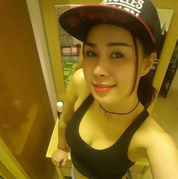 Hình ảnh sexy hiếm hoi của bạn gái Hùng Thuận Đất Phương Nam - Ảnh 6.