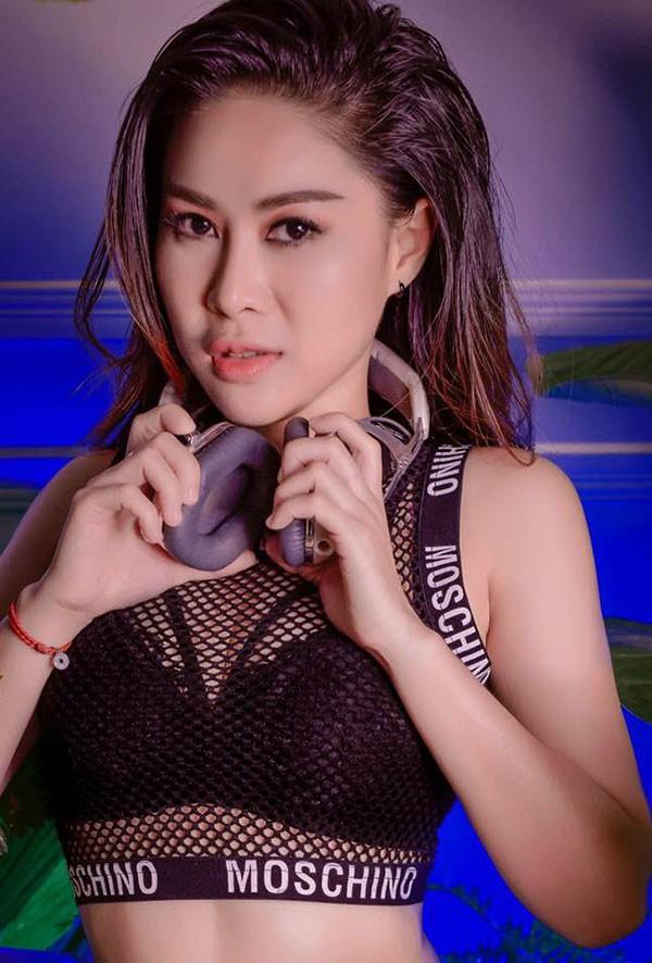 Hình ảnh sexy hiếm hoi của bạn gái Hùng Thuận Đất Phương Nam - Ảnh 8.