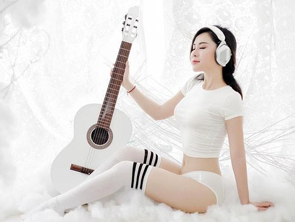Hình ảnh sexy hiếm hoi của bạn gái Hùng Thuận Đất Phương Nam - Ảnh 7.