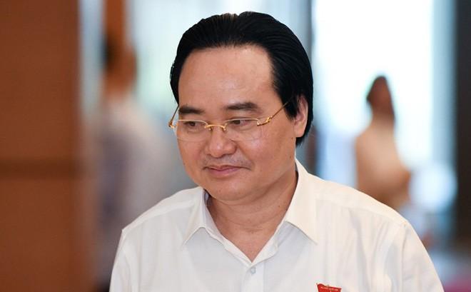 Bộ trưởng Phùng Xuân Nhạ: Cá nhân tôi là Bộ trưởng, tôi phản đối, kiên quyết chống tiêu cực - Ảnh 1.