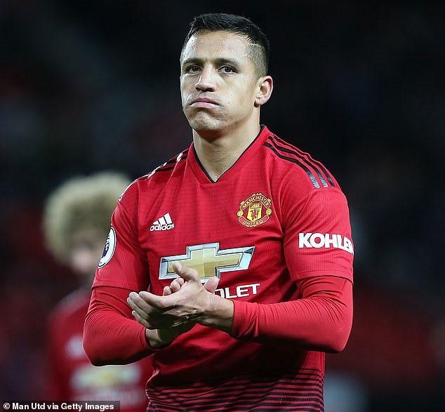Sanchez đánh bài chuồn sang PSG, đòi lương 500.000 bảng/tuần? - Ảnh 1.