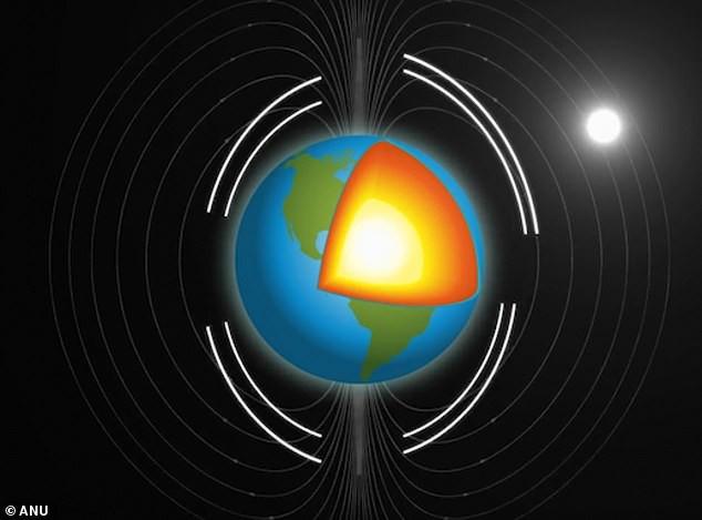 Hé lộ bí ẩn về lõi Trái Đất sau gần một thế kỷ nghiên cứu - Ảnh 1.