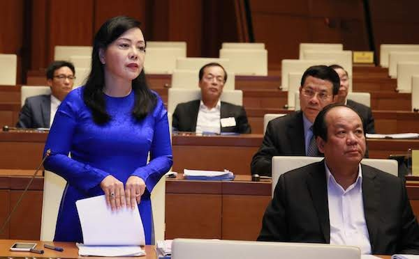 Bộ trưởng Nguyễn Thị Kim Tiến: Bệnh viện nào nhà vệ sinh bẩn là giám đốc viện đó ở bẩn - Ảnh 1.