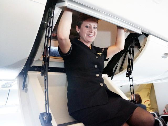 Hoá ra trên máy bay còn có những phòng ngủ bí mật cho phi hành đoàn mà không phải ai cũng biết - Ảnh 4.