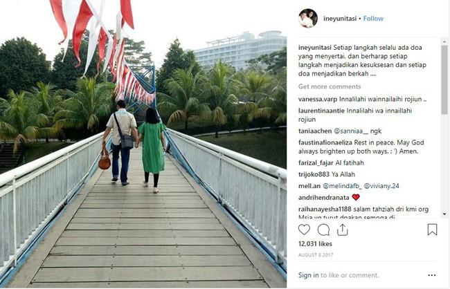 Bức hình ám ảnh gây xúc động mạnh trong tai nạn máy bay rơi ở Indonesia: Đôi vợ chồng nắm tay nhau đi đến thiên đường - Ảnh 3.