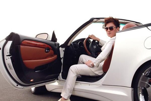 """Cuộc sống giàu có ở tuổi 37 của """"ca sĩ hội chợ"""" Lâm Chấn Huy - Ảnh 5."""