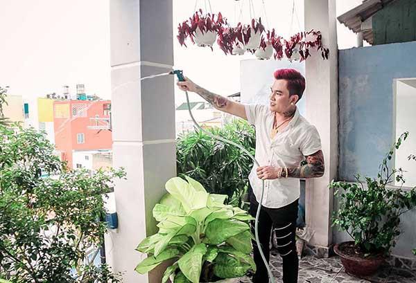 """Cuộc sống giàu có ở tuổi 37 của """"ca sĩ hội chợ"""" Lâm Chấn Huy - Ảnh 6."""