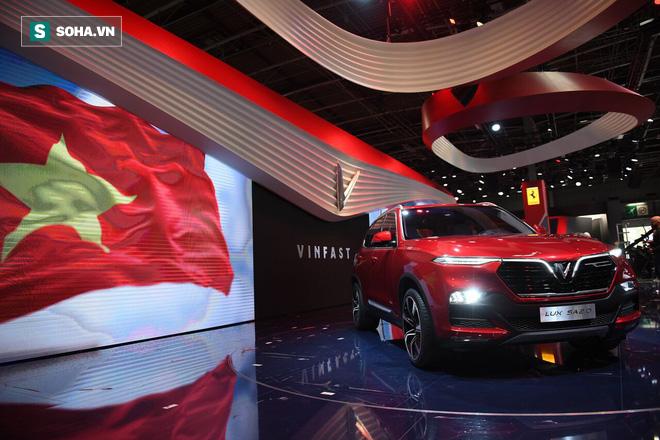 Sau màn công bố siêu phẩm xe hơi VinFast, tài sản tỷ phú Phạm Nhật Vượng tiếp tục tăng mạnh - Ảnh 2.