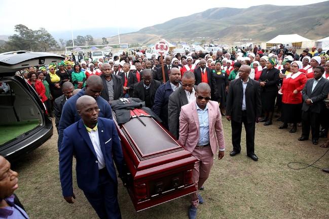 Ai lên tiếng chống tham nhũng ở Nam Phi sẽ bị ám sát? - Ảnh 2.