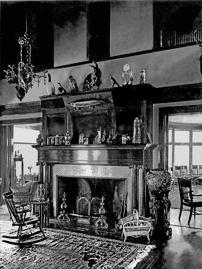 """Carleton Villa: Biệt thự nguy nga tráng lệ giờ chỉ là đống đổ nát hoang tàn bởi """"lời nguyền"""" tang tóc làm cả gia tộc lụi tàn - Ảnh 2."""