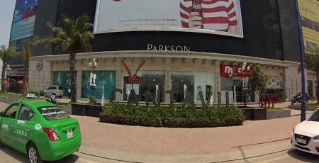 Parkson tiếp tục đâyng cửa TTTM thứ 3 ở Tp.HCM? - Ảnh 1.