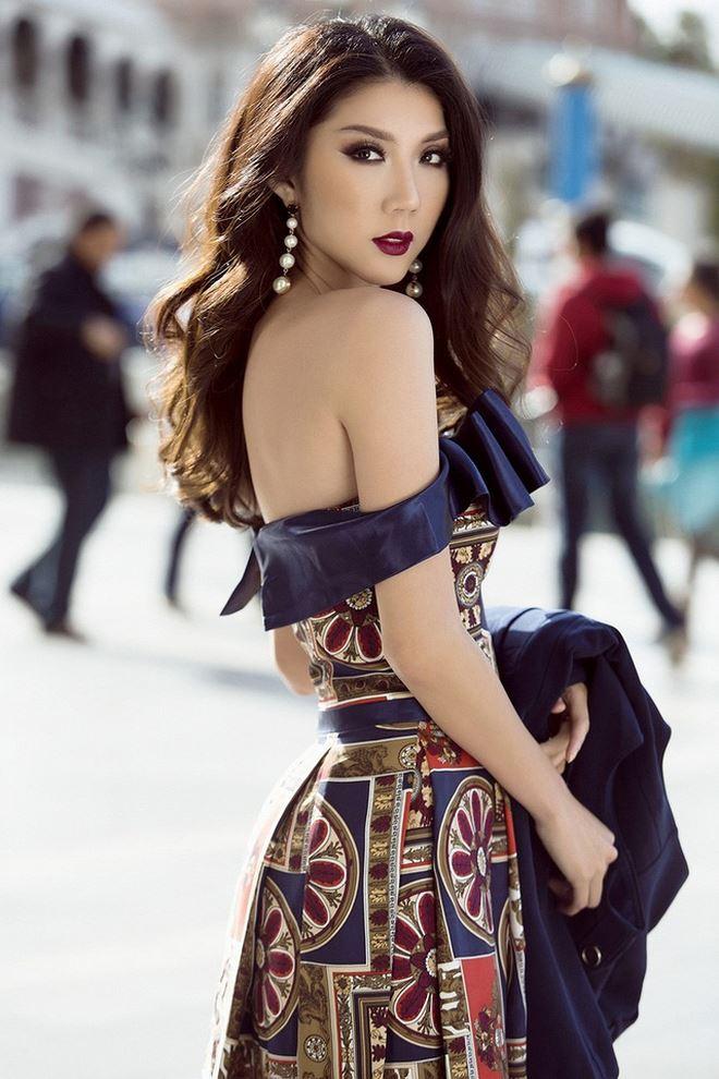 Ngọc Quyên: Siêu mẫu dại dột và kỳ lạ nhất showbiz Việt - Ảnh 1.