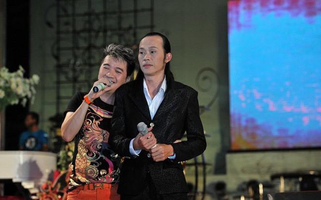 Gia đình quyền lực và sóng gió bậc nhất showbiz: Hoài Linh không nhìn mặt, Dương Triệu Vũ lại dính tin đồn yêu Mr. Đàm - Ảnh 1.