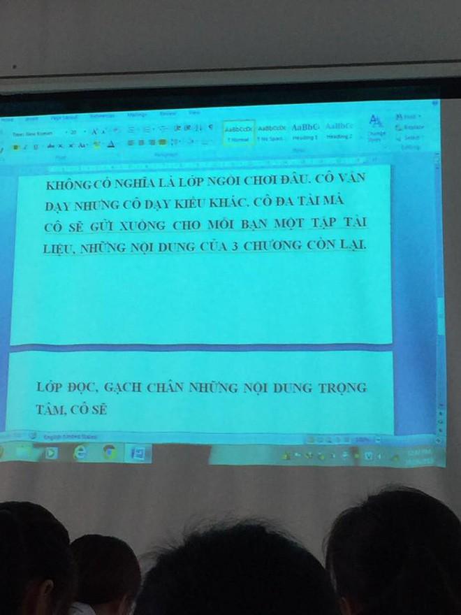 Nữ giảng viên lên lớp nhưng không nói một lời, biết lý do sinh viên bất ngờ vì quá bi hài - Ảnh 4.