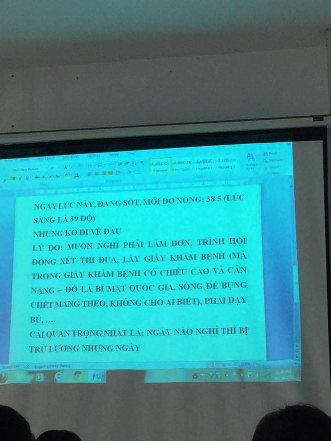 Nữ giảng viên lên lớp nhưng không nói một lời, biết lý do sinh viên bất ngờ vì quá bi hài - Ảnh 1.