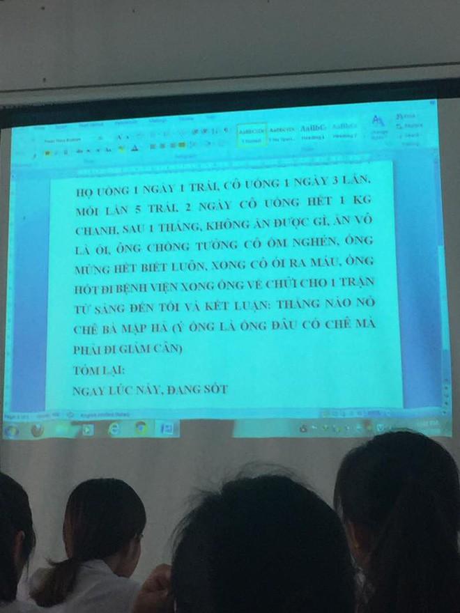 Nữ giảng viên lên lớp nhưng không nói một lời, biết lý do sinh viên bất ngờ vì quá bi hài - Ảnh 2.