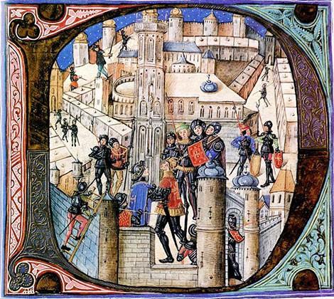 Vua Matthias & đạo quân Đen - Ảnh 2.