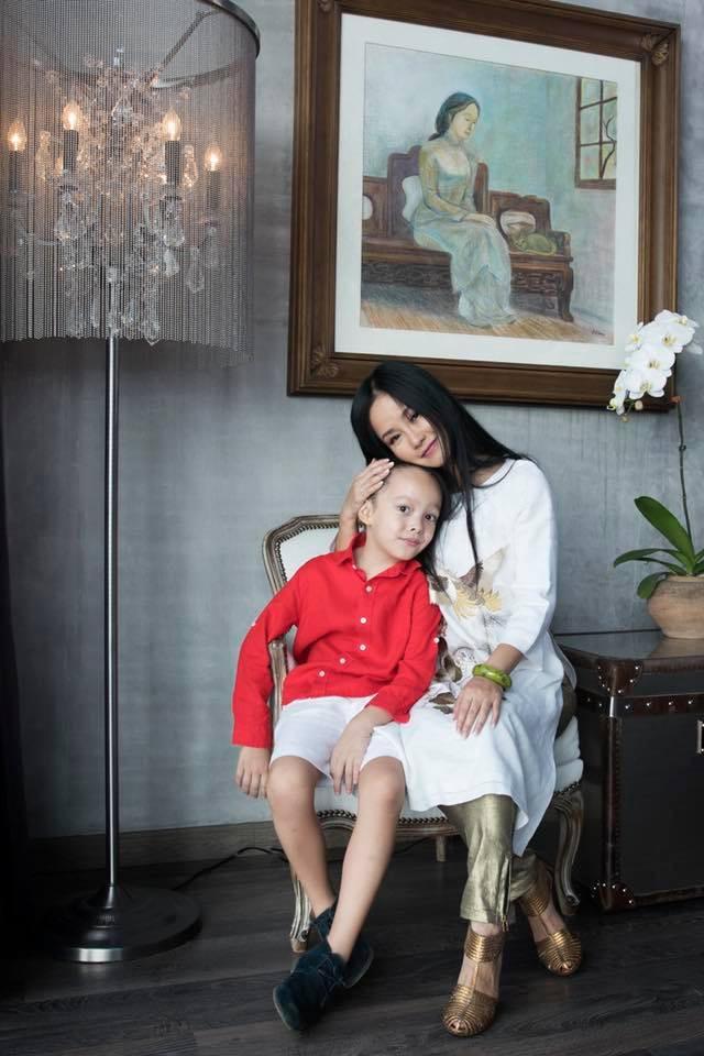Chốn đi về của 3 mẹ con diva Hồng Nhung sau khi ly hôn với chồng Tây - Ảnh 14.