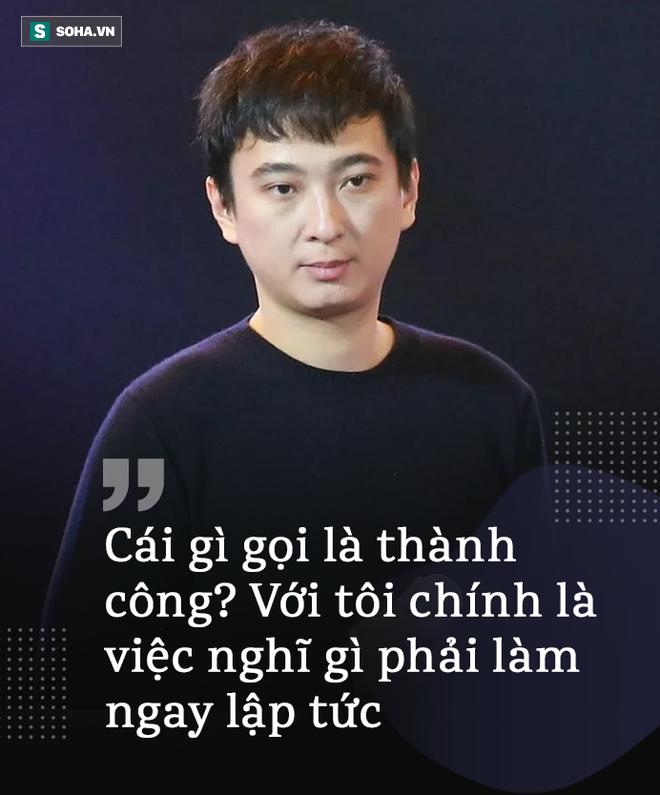 Phú nhị đại số 1 Trung Quốc: Tôi không chọn bạn vì tiền, làm gì có người nhiều tiền như tôi! - Ảnh 9.