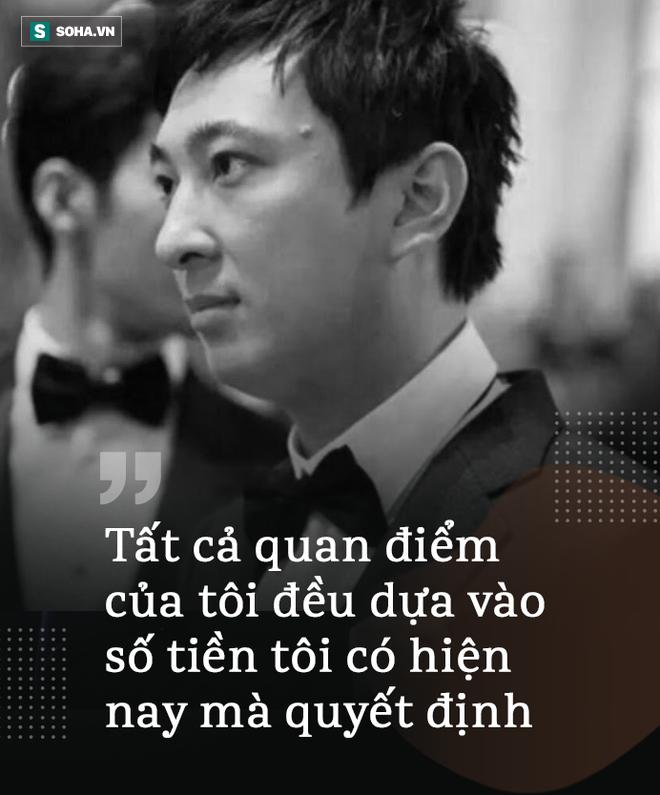 Phú nhị đại số 1 Trung Quốc: Tôi không chọn bạn vì tiền, làm gì có người nhiều tiền như tôi! - Ảnh 15.