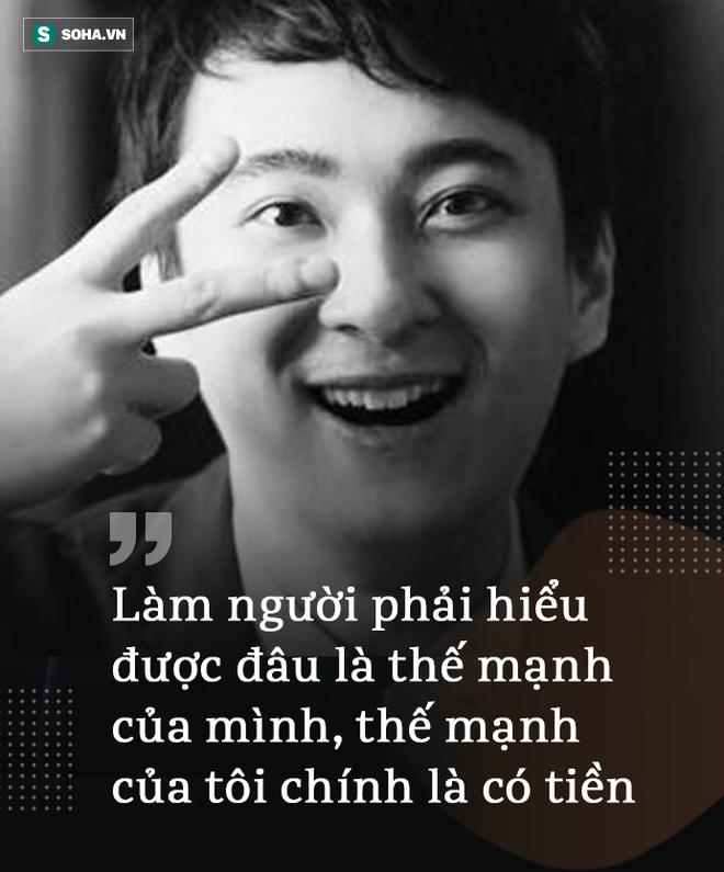 Phú nhị đại số 1 Trung Quốc: Tôi không chọn bạn vì tiền, làm gì có người nhiều tiền như tôi! - Ảnh 14.