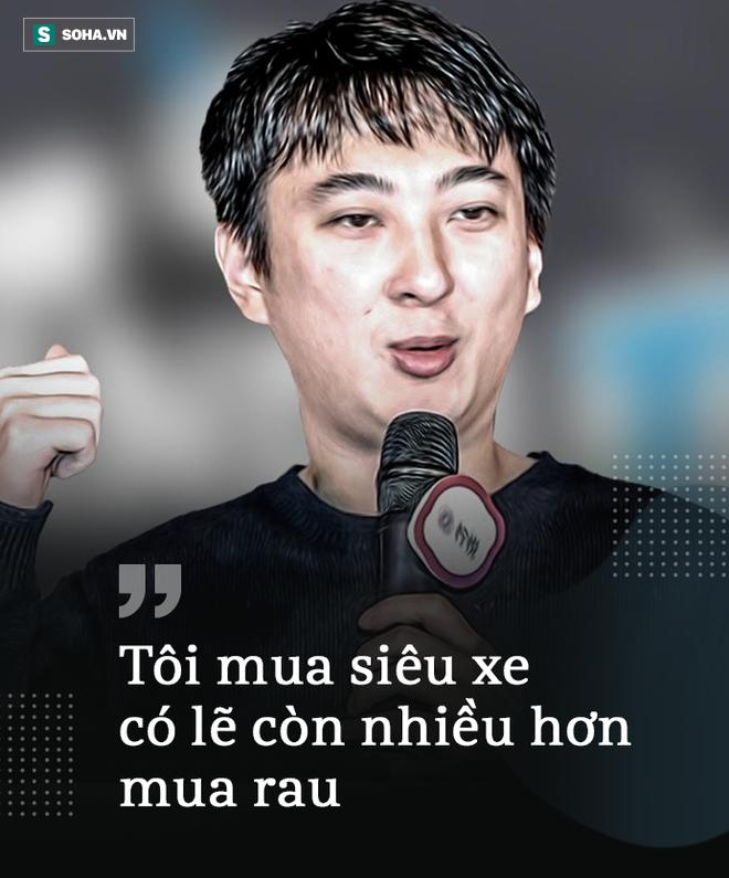 Phú nhị đại số 1 Trung Quốc: Tôi không chọn bạn vì tiền, làm gì có người nhiều tiền như tôi! - Ảnh 13.