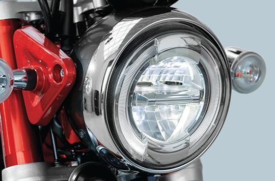 Honda vừa ra mắt chiếc xe khỉ chất chơi, giá gần 90 triệu đồng - Ảnh 3.