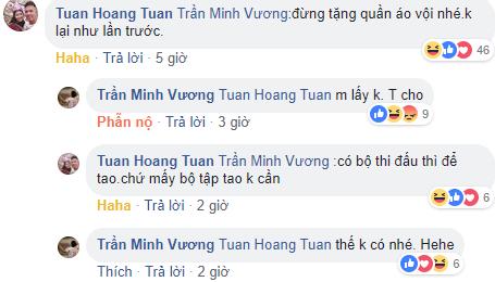 Vì sao fan lo Minh Vương không có gì để mặc trong ngày rời tuyển Việt Nam? - Ảnh 1.