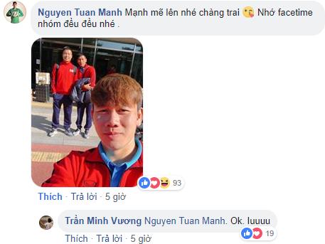 Vì sao fan lo Minh Vương không có gì để mặc trong ngày rời tuyển Việt Nam? - Ảnh 3.