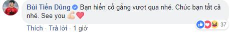 Vì sao fan lo Minh Vương không có gì để mặc trong ngày rời tuyển Việt Nam? - Ảnh 5.