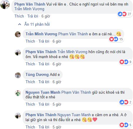Vì sao fan lo Minh Vương không có gì để mặc trong ngày rời tuyển Việt Nam? - Ảnh 6.