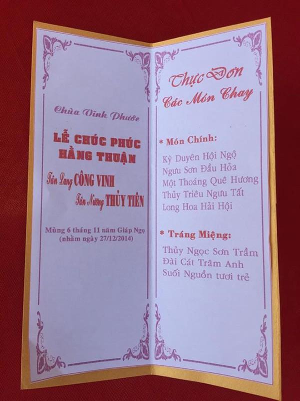 Đám cưới Công Vinh, Thủy Tiên: Khách lạ vô tư xin chữ ký, lấy trộm đồ trang trí - Ảnh 3.