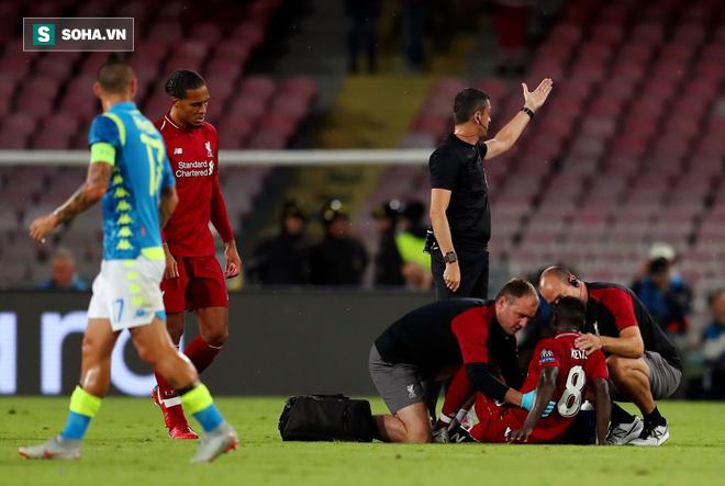 Liverpool ngã ngồi ở Italia, khiến Man United trở thành đội bóng Anh cao điểm nhất - Ảnh 1.