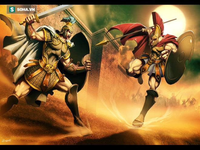 Góc nhìn khác từ cuộc chiến giữa Hector và Achilles: Khi nhà vua đối đầu đại tướng - Ảnh 4.