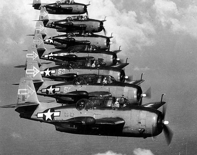 Ảnh: Những máy bay quân sự có tầm ảnh hưởng trên thế giới - Ảnh 2.