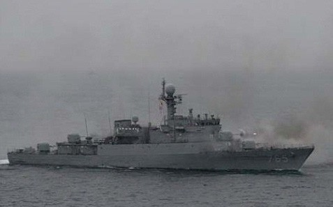 Tìm hiểu tàu chiến cỡ lớn Hàn Quốc sắp chuyển giao cho Hải quân Việt Nam