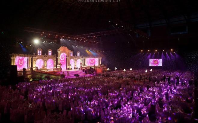 Tiết lộ chi phí tổ chức đám cưới choáng ngợp ở Đà Nẵng