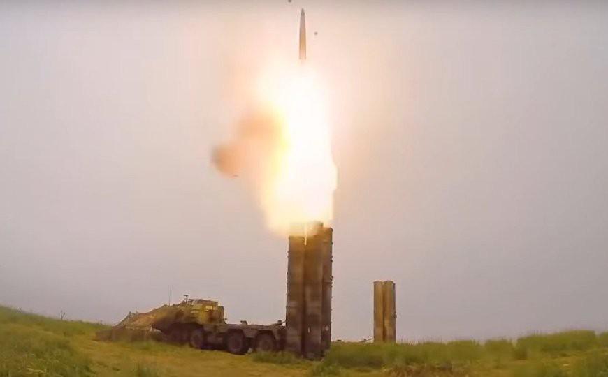 Tên lửa S-400 Nga - Ấn đã