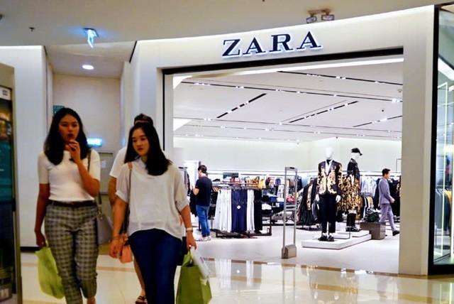 Uniqlo mở cửa hàng lớn nhất ĐNÁ tại Manila, quyết đấu Zara và H&M - Ảnh 1.