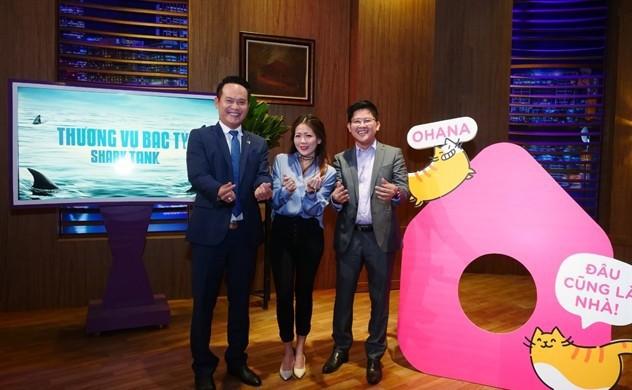 Cô chủ 9x xinh đẹp của Ohana nói gì về việc lựa chọn Shark Dzung Nguyễn và Shark Hồng Anh? - Ảnh 1.