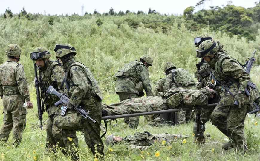 Binh sĩ Nhật Bản thiệt mạng khi tham gia tập trận chung với Mỹ - Philippines
