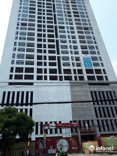 Tòa nhà cao nhất bị ngân hàng siết nợ: Đổi tên vẫn vướng vận đen - Ảnh 2.