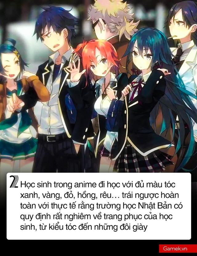 10 nghịch lý nổi tiếng nhất trong anime mà đời thực không lí giải nổi - Ảnh 2.