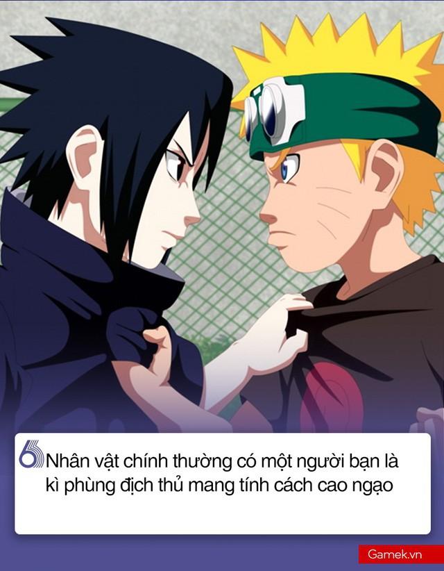 10 nghịch lý nổi tiếng nhất trong anime mà đời thực không lí giải nổi - Ảnh 6.