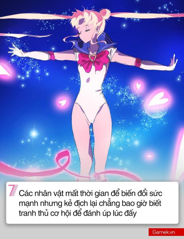 10 nghịch lý nổi tiếng nhất trong anime mà đời thực không lí giải nổi - Ảnh 7.