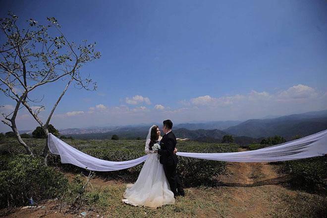 Loạt ảnh cưới tệ hại như được chụp bởi người yêu cũ được dân mạng chia sẻ rần rần - Ảnh 7.