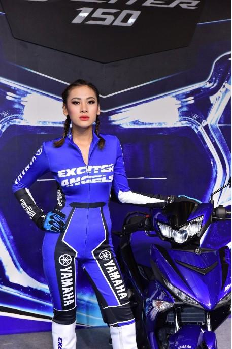 Cùng biệt đội Yamaha Exciter Angels khám phá 6 cải tiến mới trên Exciter 150 mới - Ảnh 3.
