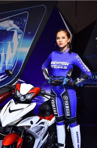 Cùng biệt đội Yamaha Exciter Angels khám phá 6 cải tiến mới trên Exciter 150 mới - Ảnh 4.