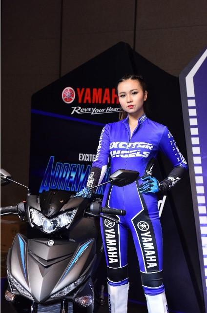 Cùng biệt đội Yamaha Exciter Angels khám phá 6 cải tiến mới trên Exciter 150 mới - Ảnh 5.